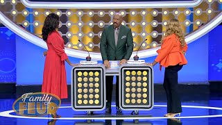 3 brothers marry 3 women, all women have the same name!? What are the chances? | Family Feud Ghana