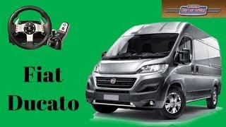 Fiat Ducato - обзор, тест драйв City Car Driving