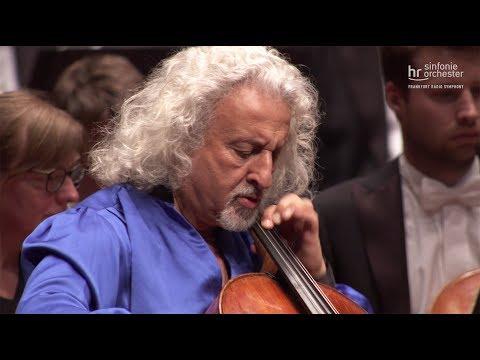 Bruch: Kol Nidrei ∙ hr-Sinfonieorchester ∙ Mischa Maisky ∙ Paavo Järvi