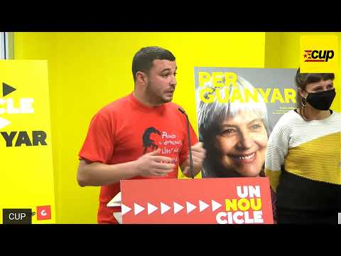 RDP Presentació de campanya