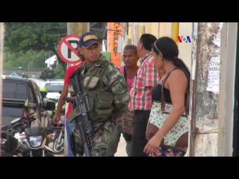 Colombia, EE.UU. y el postconflicto, tras acuerdo con las FARC.