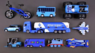Video Learning Blue Street Vehicles for Kids - Hot Wheels, Matchbox, Tomica トミカ Cars and Trucks, Tayo 타요 download MP3, 3GP, MP4, WEBM, AVI, FLV Januari 2018