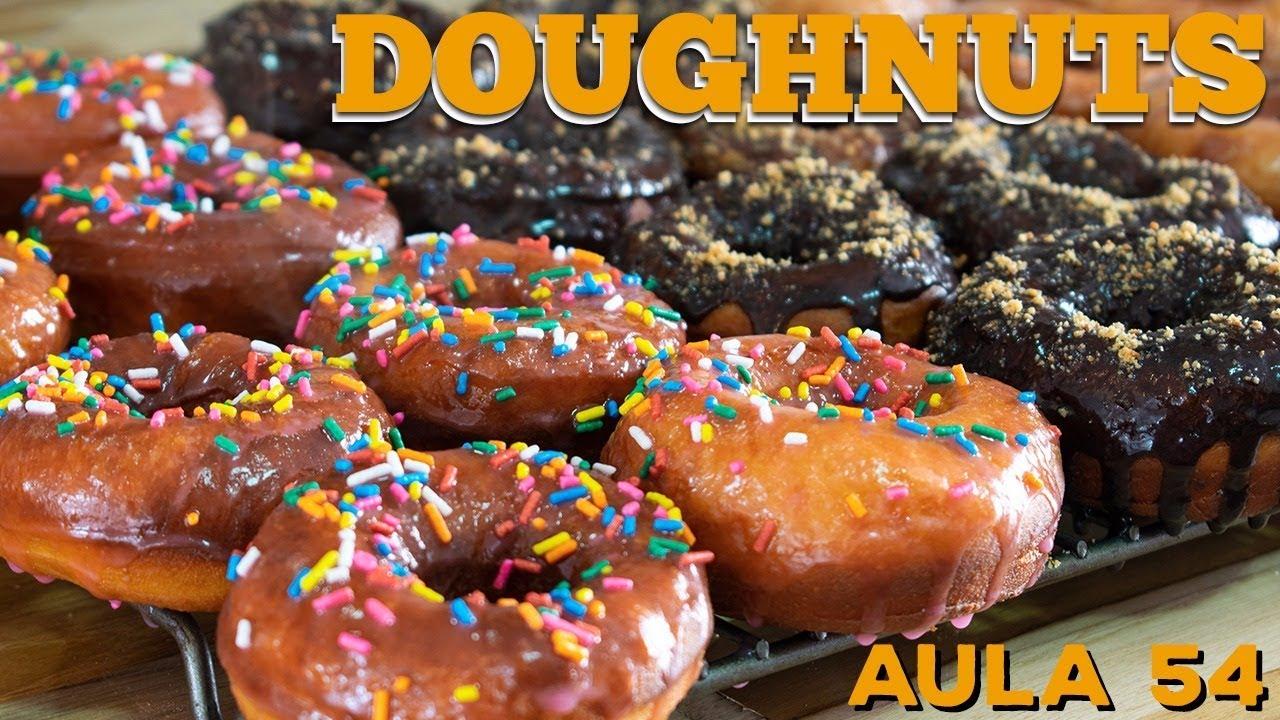 Doughnuts (Como fazer Donuts) / Cansei de Ser Chef