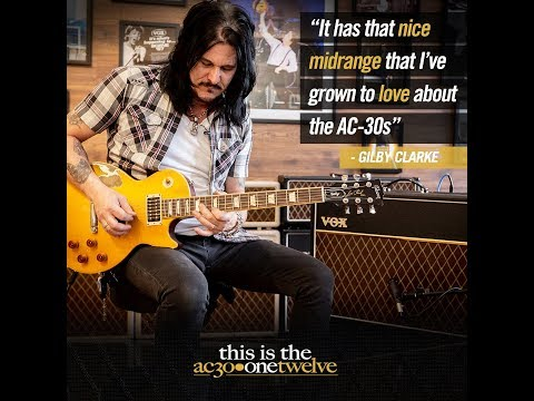 AC30S1 first look with Gil Clarke