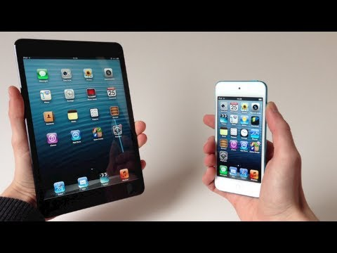 Ipad Vs Ipad Mini