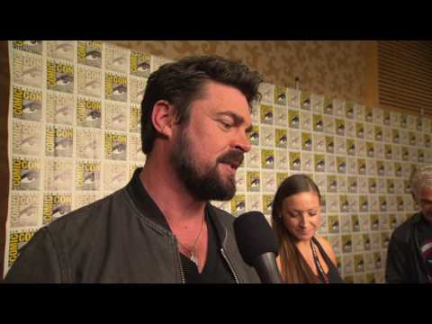 Thor: Ragnarok: Karl Urban Comic-Con 2017 Movie Interview