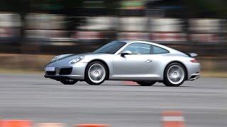 2016 The New Porsche 911 Carrera Driving Experience : ทดสอบ ปอร์เช่ 911 คาร์เรร่า ใหม่