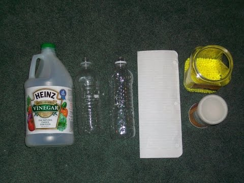 How To Make A Homemade Impact Grenade Out Of A Water Bottle DIY
