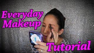 My first makeup tutorial. Di naman sobrang tutorial ito, gusto ko l...