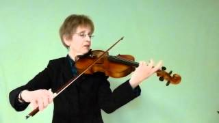 Violin Class 26: Sweet Betsy from Pike