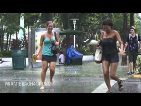 Miami Rainy Season