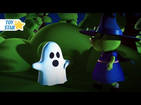 New 3D Cartoon For Kids 娄 Dolly And Friends 娄 Scary Real Ghosts #40