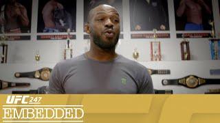 UFC 247 Embedded: Vlog Series - Episode 1