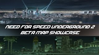 Need For Speed:Underground 2: Beta Map Central Highway