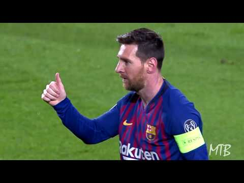 Lionel Messi The Most Cheeky & Smart Plays ● - 2018/19 | HD