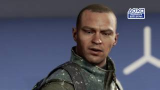 E3 2017 Detroit Become Human Trailer