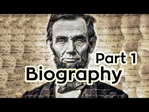 Abraham Lincoln Biography (Part 1) - Free Audiobooks
