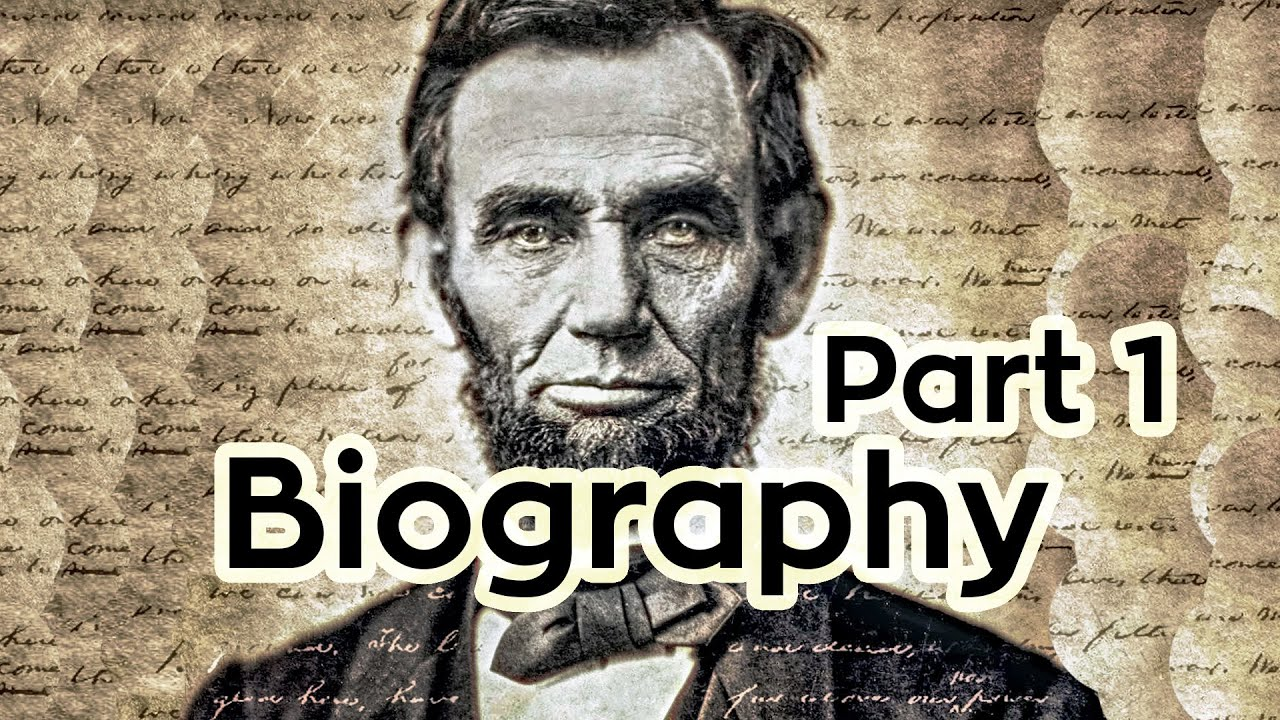 Abraham Lincoln Bio Abraham Lincoln Biography Part 1 Free Audiobooks Youtube