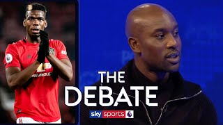 Should Man Utd SELL Paul Pogba? | The Debate | Charlie Adam & Carlton Cole