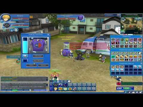 Digimon Masters Online - Hatching Agumon 5/5