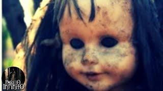 Los Muñecos Aterradores Grabados en Video 7 l Pasillo Infinito
