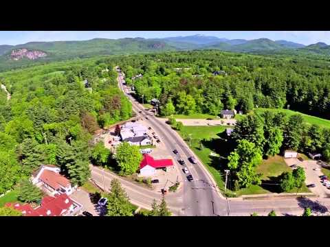 North Conway NH Fryeburg ME Flyovers