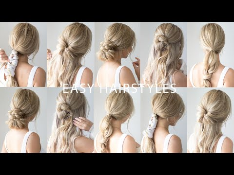 easy-back-to-school-hairstyles-🍎-everyday-hairstyles