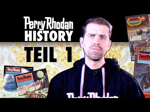 Die Geschichte Von PERRY RHODAN, Teil 1: Hinter Den Kulissen