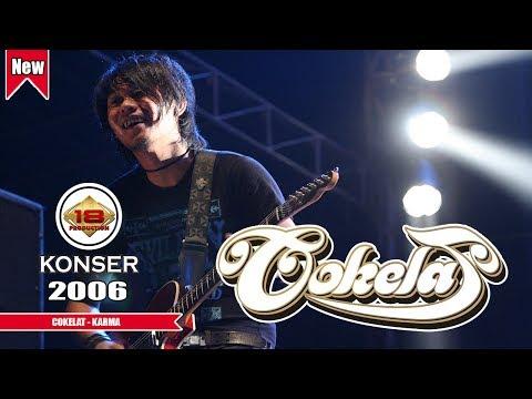 COKELAT - KARMA (LIVE KONSER BONDAS BATU 2006)