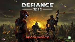 [FR] Defiance 2050 (Free to play) - Découverte [HD]