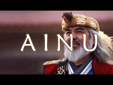AINU in Japan & Russia