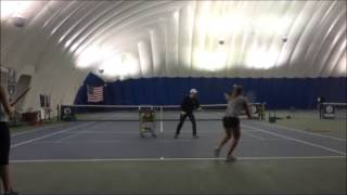 Tension Band Groundstrokes
