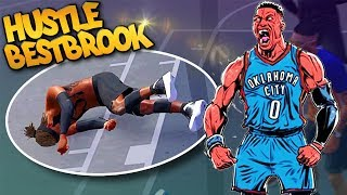 HUSTLE BESTBROOK Is BACK - NBA 2K18 3v3 Park