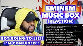"FIRST TIME HEARING ""MUSIC BOX"" - EMINEM 
