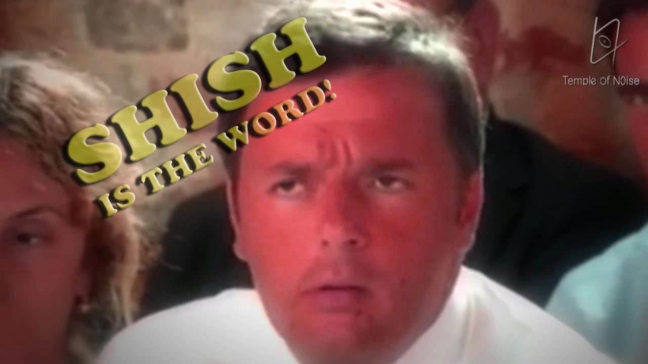... Renzi e l'inglese - SHISH IS THE WORD - By Christian Ice - YouTube