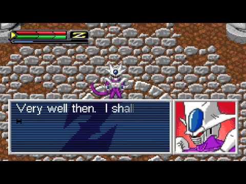 Dragon Ball Z - Legacy Of Goku 2 - Playthrough - Extra 1 - Cooler