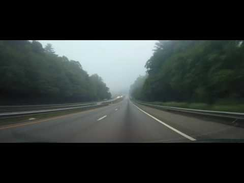 Driving from Columbus, North Carolina to Asheville, NC on I26