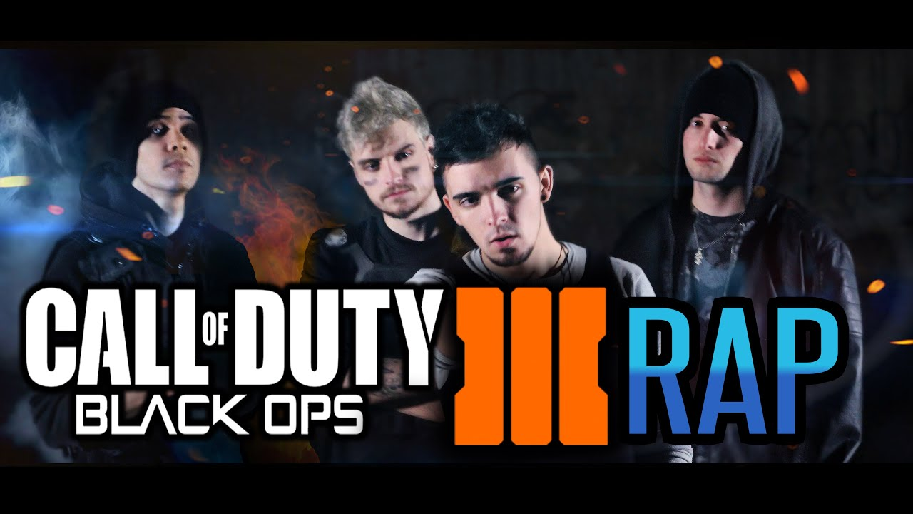 Call Of Duty BLACK OPS 3 RAP | KRONNO, ZARCORT, CYCLO & PITER G | ( Videoclip Oficial )
