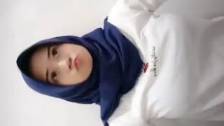 Tik Tok -- Sma Hijab Lucu & Ngegemesin😍😘