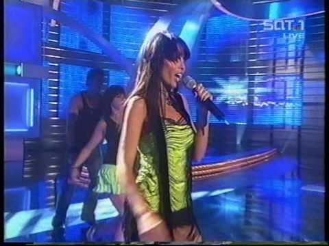 Dannii Minogue - Begin To Spin Me Round - live
