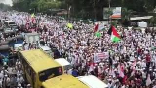 Longmarch Demo Ahok Sang Gubernur Penista Agama