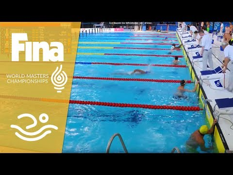 RE-LIVE - Swimming Day 2: Duna Arena Pool B | FINA World Masters Championships 2017 - Budapest