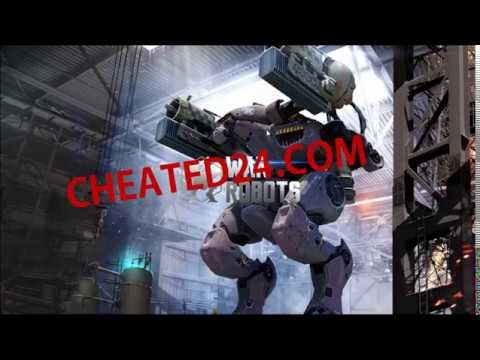 WAR ROBOTS HACK  - STEP BY STEP HOW TO GENERATE 14K GOLD USING WAR ROBOTS HACK
