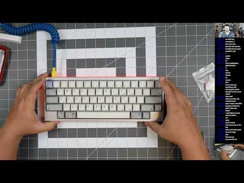 Acrylic Hhkb Tofu Bottom Youtube