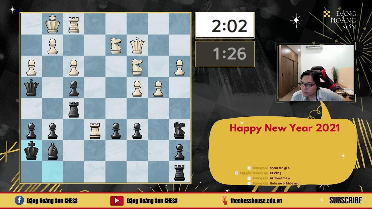 [Chess.com] Gặp cheat được đền 50 elo. Gặp toàn GM đánh hay thật sự