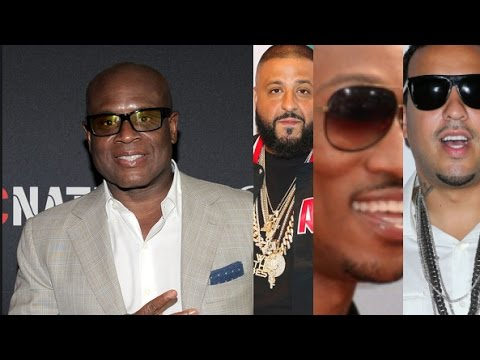 L.A. Reid Let Go at Epic Records, He Brought Dj Khaled, Future, French Montana and More There.