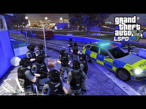 CTSFO LONDON COUNTER TERROR ON HIGH ALERT! | GTA 5 PC LSPDFR | The British Way #122