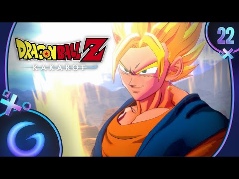 DRAGON BALL Z KAKAROT FR #22 : Super Vegeto !