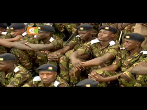 Family of missing KDF Cadet officer cries for justice