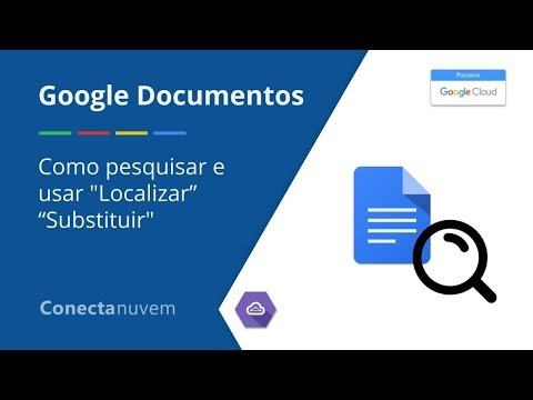 Como usar Localizar e Substituir no Documentos do Google?